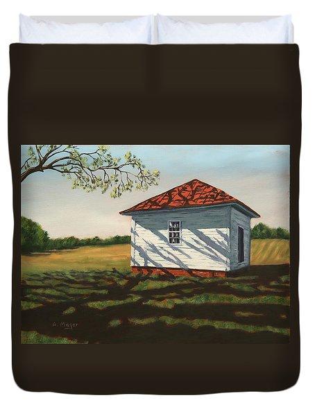 Smokehouse Duvet Cover