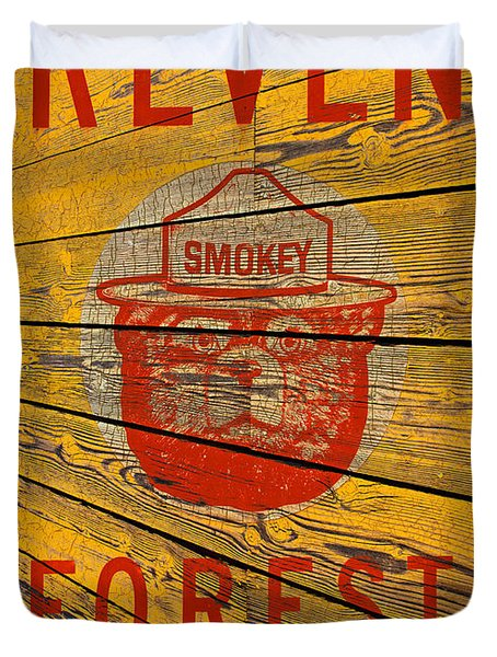 Smokey Duvet Cover