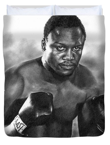 Smokin' Joe Duvet Cover