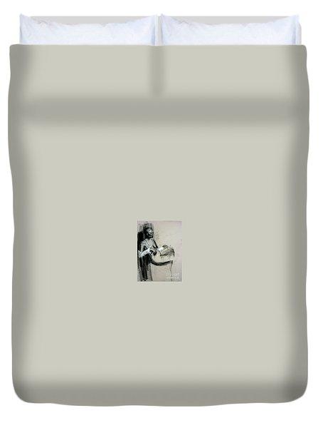 Smoking Duvet Cover