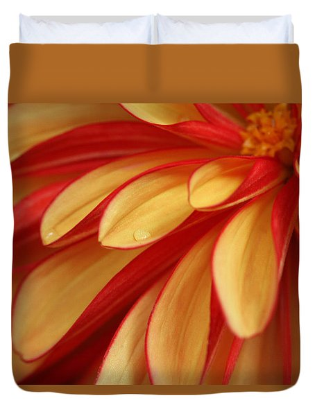 Smooth As Butter  Duvet Cover