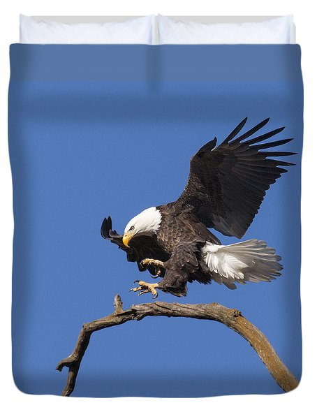 Smooth Landing 6 Duvet Cover