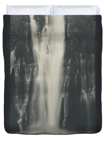 Smooth Duvet Cover by Laurie Search