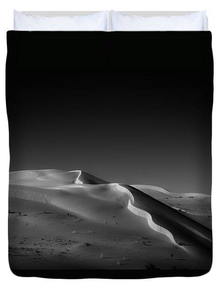 Snake Dune Duvet Cover