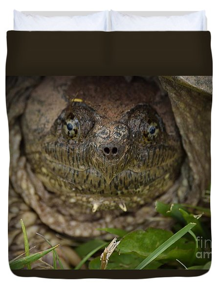 Snapper Duvet Cover