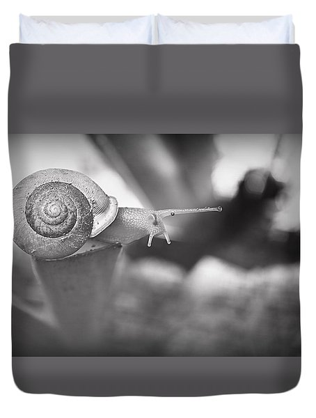 Snips And Snails... Duvet Cover