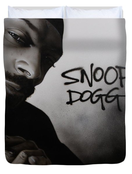 Snoop Dogg Duvet Cover