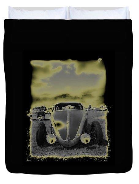 So Cal Vw Duvet Cover by Steve McKinzie
