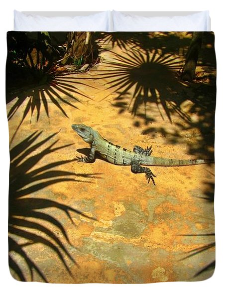 Soaking Up The Rays Duvet Cover by Halifax photographer John Malone