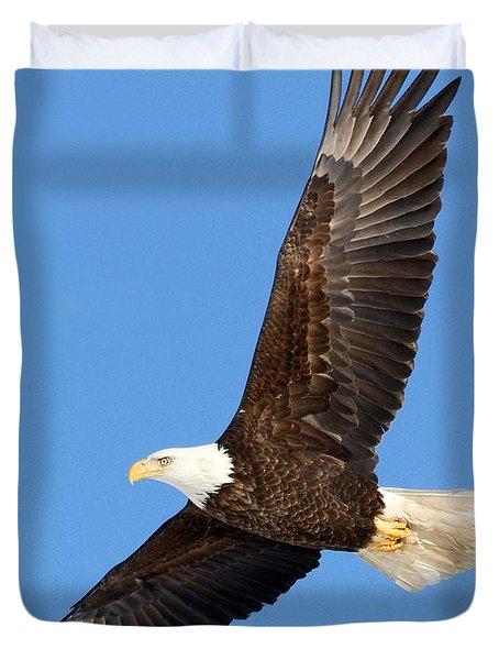 Soaring Eagle Duvet Cover