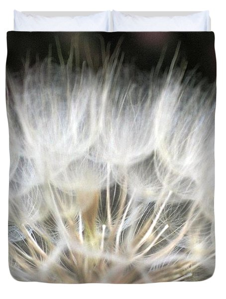Duvet Cover featuring the photograph Softness Of The World by Ausra Huntington nee Paulauskaite