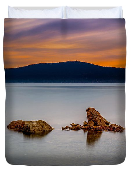 Solace Duvet Cover