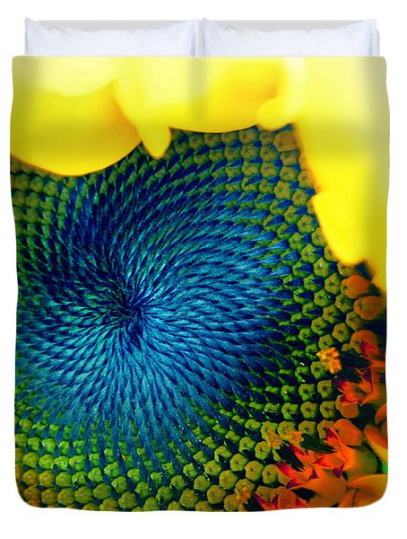Solar Energy Duvet Cover