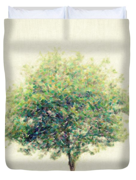 Soledad Duvet Cover by Taylan Apukovska