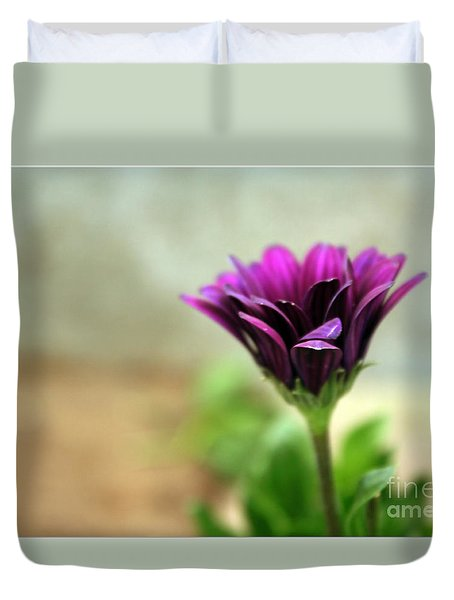 Solitaire Duvet Cover by Chris Anderson