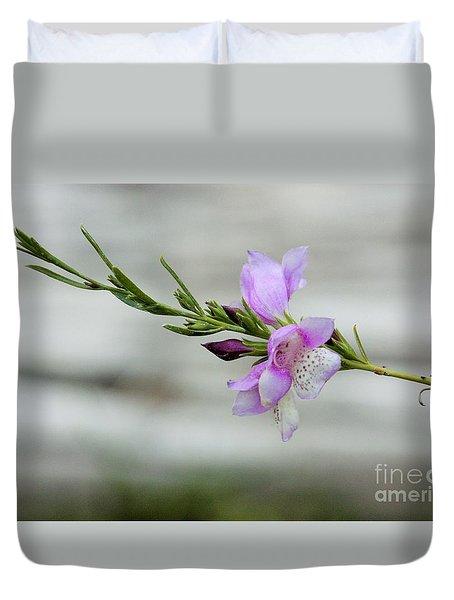 Solitary Duvet Cover