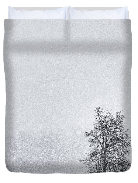 Solitude II Duvet Cover