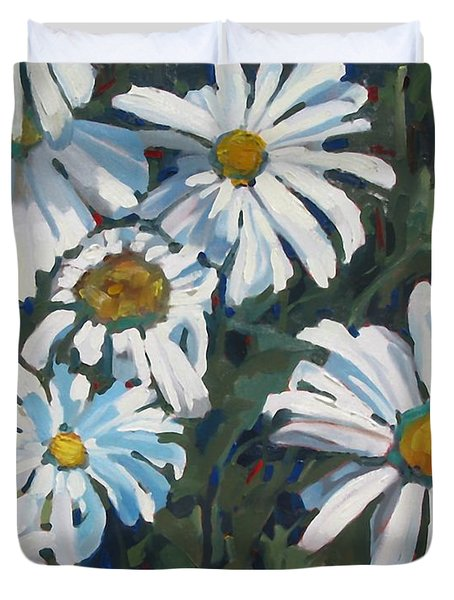 Some Are Daisies Duvet Cover