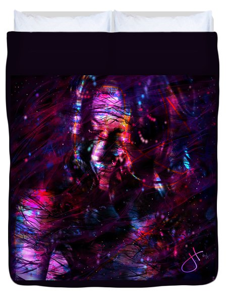 Some Devil Duvet Cover