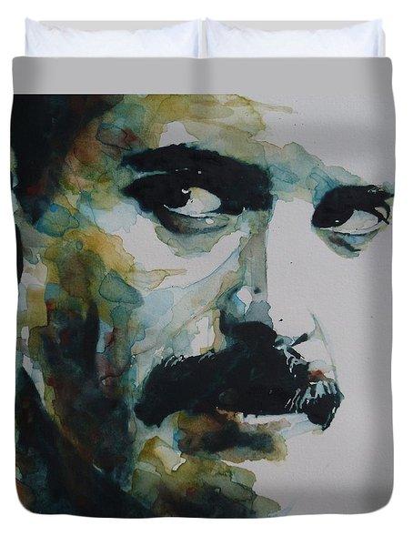 Freddie Mercury Duvet Cover