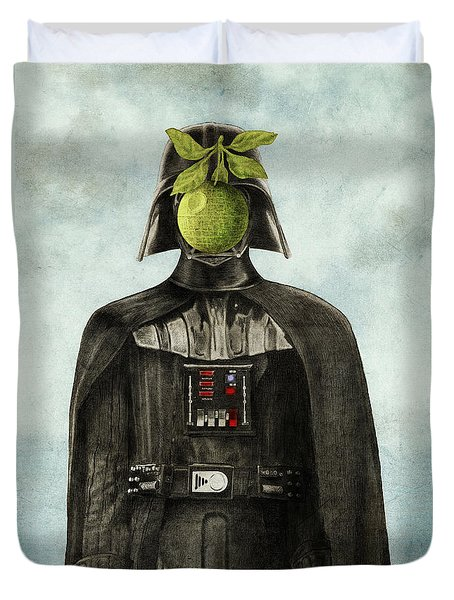 Son Of Darkness Duvet Cover