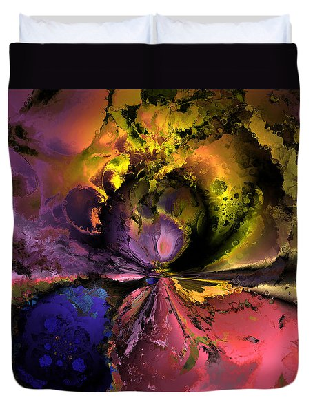 Song Of The Cosmos Duvet Cover