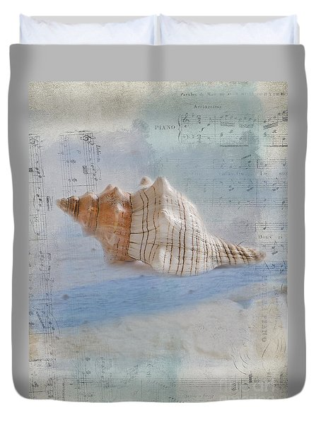 Songs Of The Sea Duvet Cover