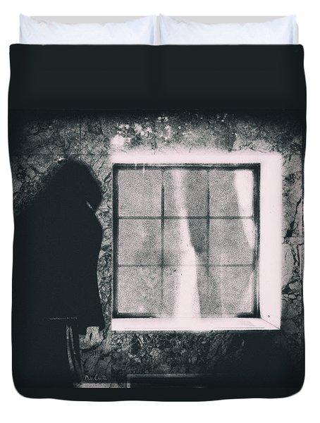 Sonneteer Duvet Cover by Bob Orsillo