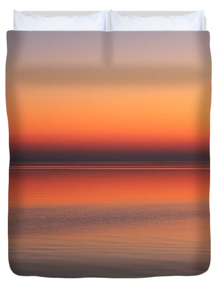 Soothing Duvet Cover by Rachel Cohen