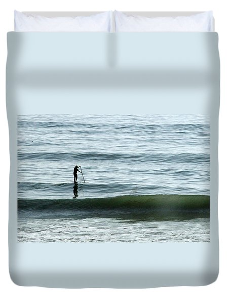 Soul Searcher Duvet Cover by Shoal Hollingsworth