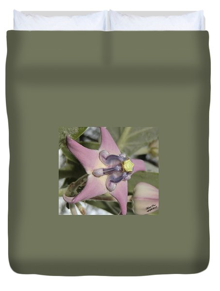 Soulful Star  Duvet Cover