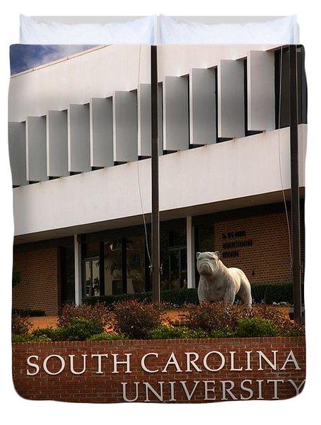South Carolina State University 2 Duvet Cover