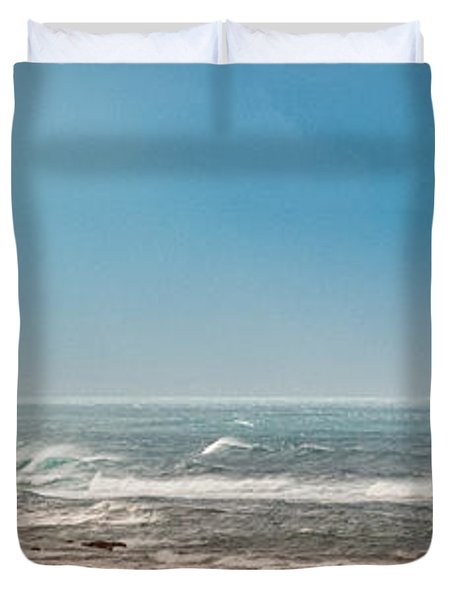 South Shore Maui Beach House Duvet Cover