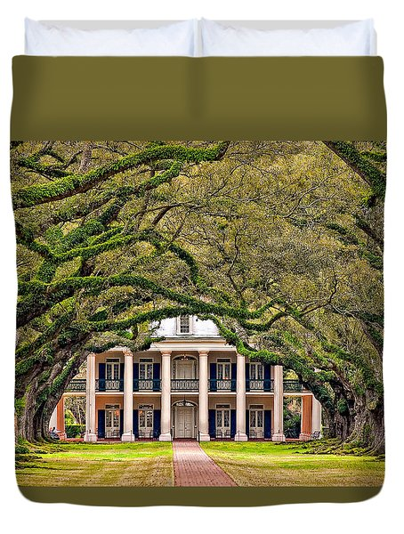 Southern Class Duvet Cover