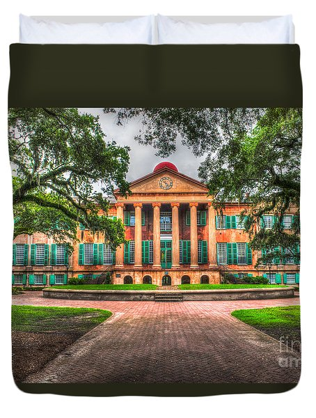 Southern Life Duvet Cover