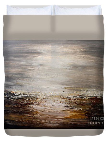 Southern Waters Duvet Cover