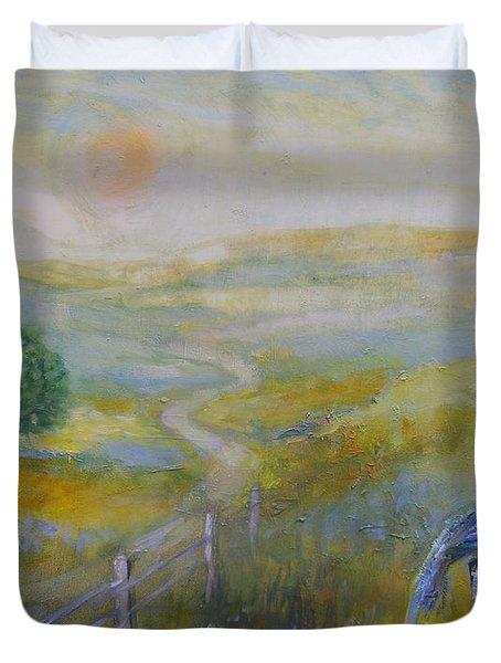 Southland Duvet Cover