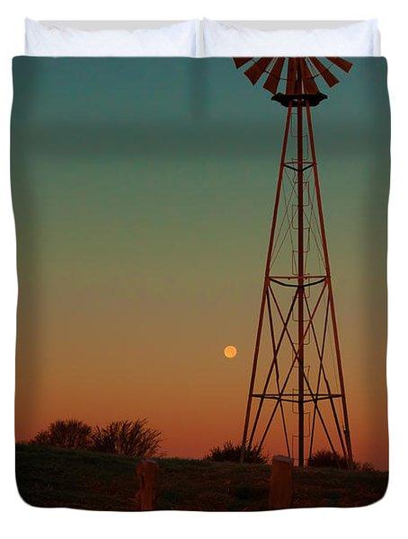Southwest Morning Duvet Cover by Robert Frederick