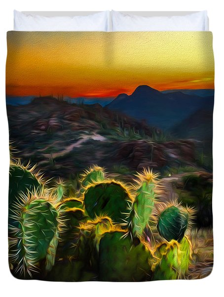 Southwestern Dream Duvet Cover