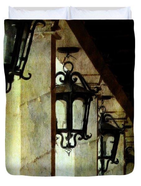 Spanish Lights Duvet Cover