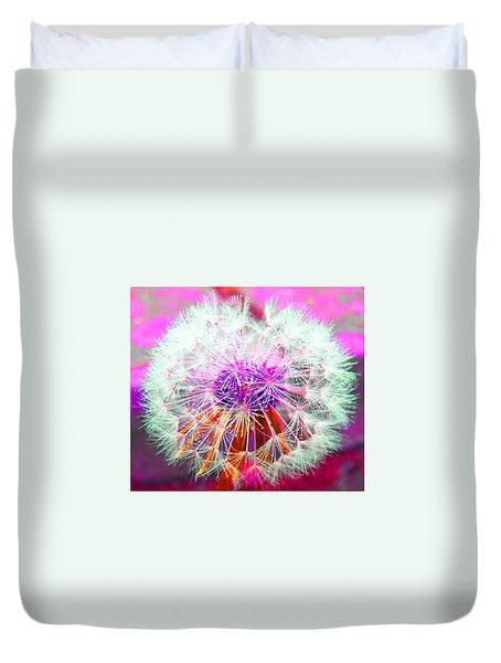 Sparkle Duvet Cover by Barbara McDevitt