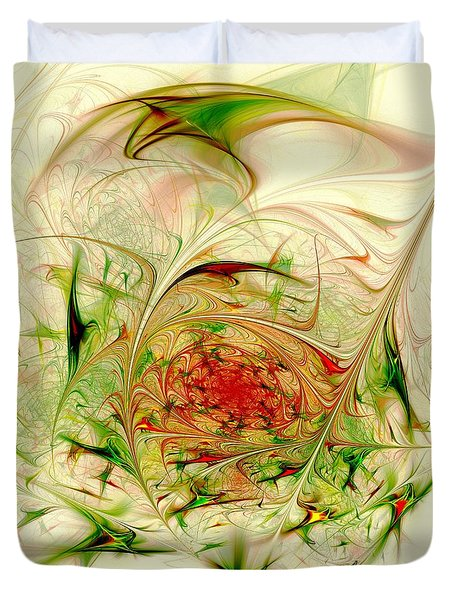 Special Place Duvet Cover by Anastasiya Malakhova