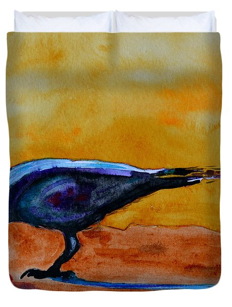Special Treat Duvet Cover by Beverley Harper Tinsley