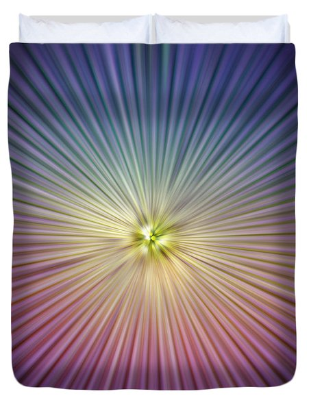 Speed Colors Duvet Cover by Atiketta Sangasaeng