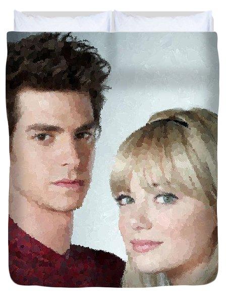Amazing Spider Man Duvet Cover