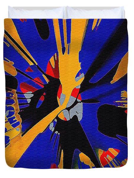 Spinart Revival II Duvet Cover