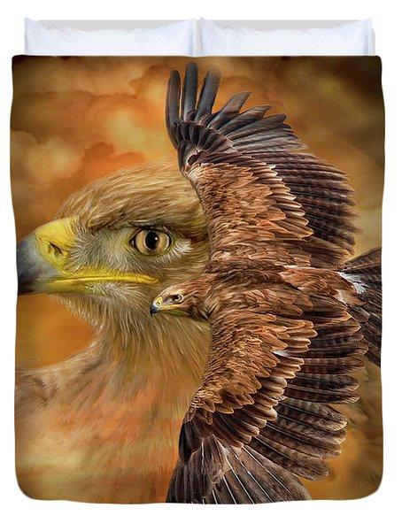 Spirit Of The Wind Duvet Cover