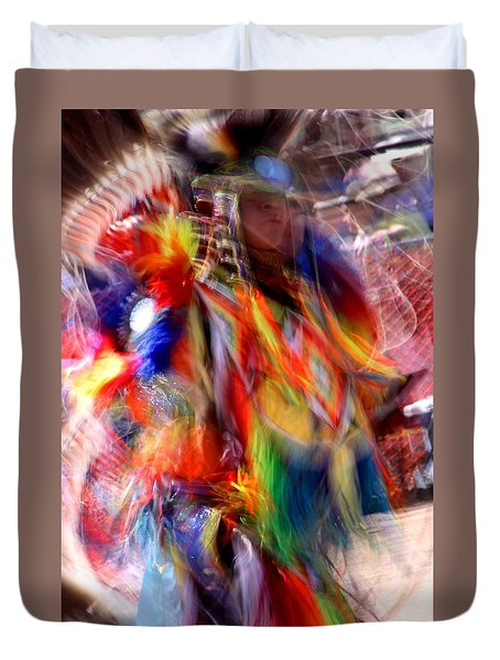 Spirits 3 Duvet Cover