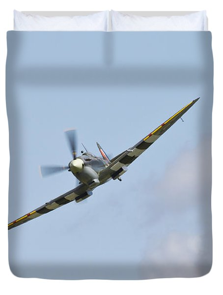 Spitfire Duvet Cover by Maj Seda