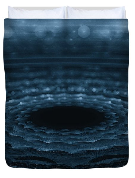 Splash Duvet Cover by GJ Blackman